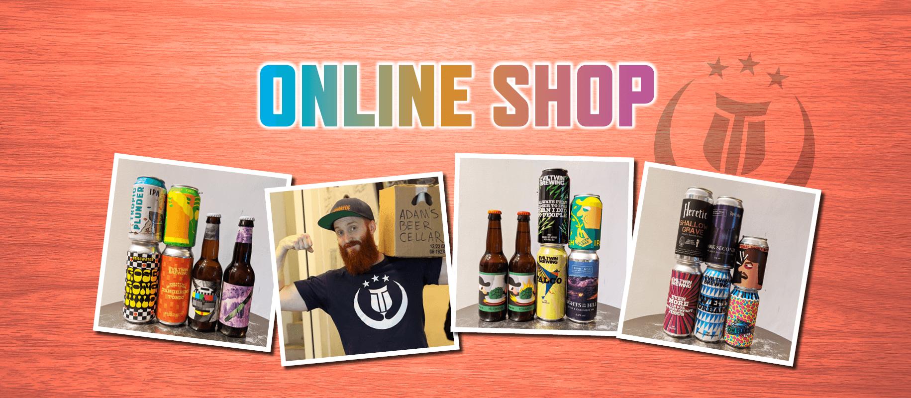 Titans Craft Beer Taproom and Bottle Shop
