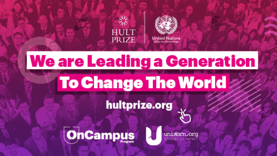 Live Mentorship from the Hult Prize Tokyo International University